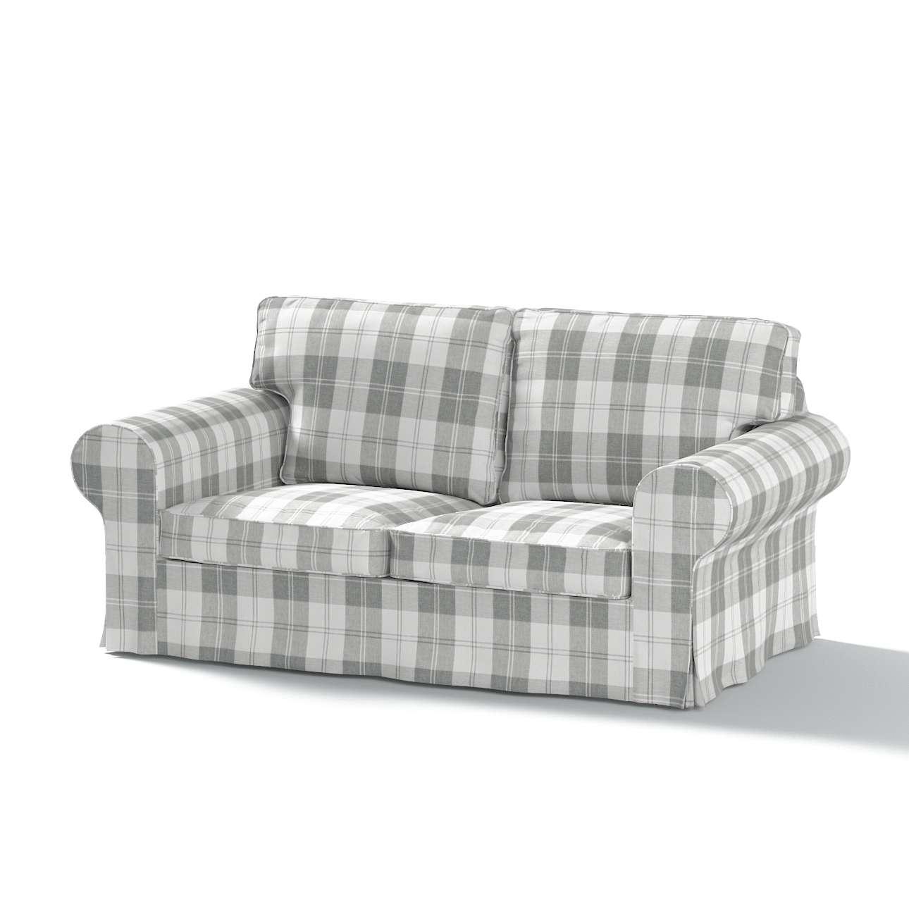 Pokrowiec na sofę Ektorp 2-osobową rozkładana NOWY MODEL 2012 w kolekcji Edinburgh, tkanina: 115-79