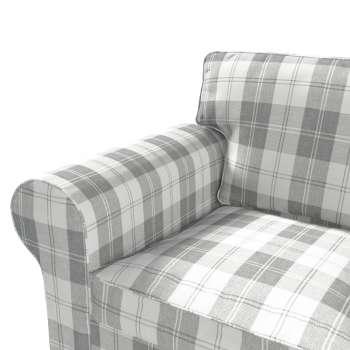 Ektorp 2 sæder sovesofa fra 2012<br/>Bredde ca 200cm Betræk uden sofa fra kollektionen Edinburgh, Stof: 115-79