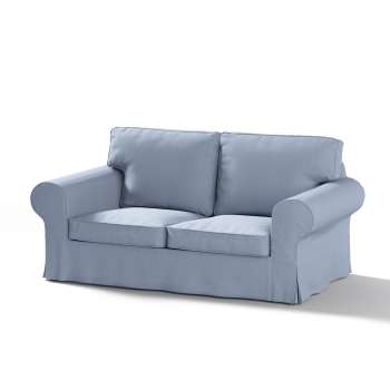 Ektorp 2 sæder sovesofa fra 2012<br/>Bredde ca 200cm Betræk uden sofa fra kollektionen Chenille, Stof: 702-13