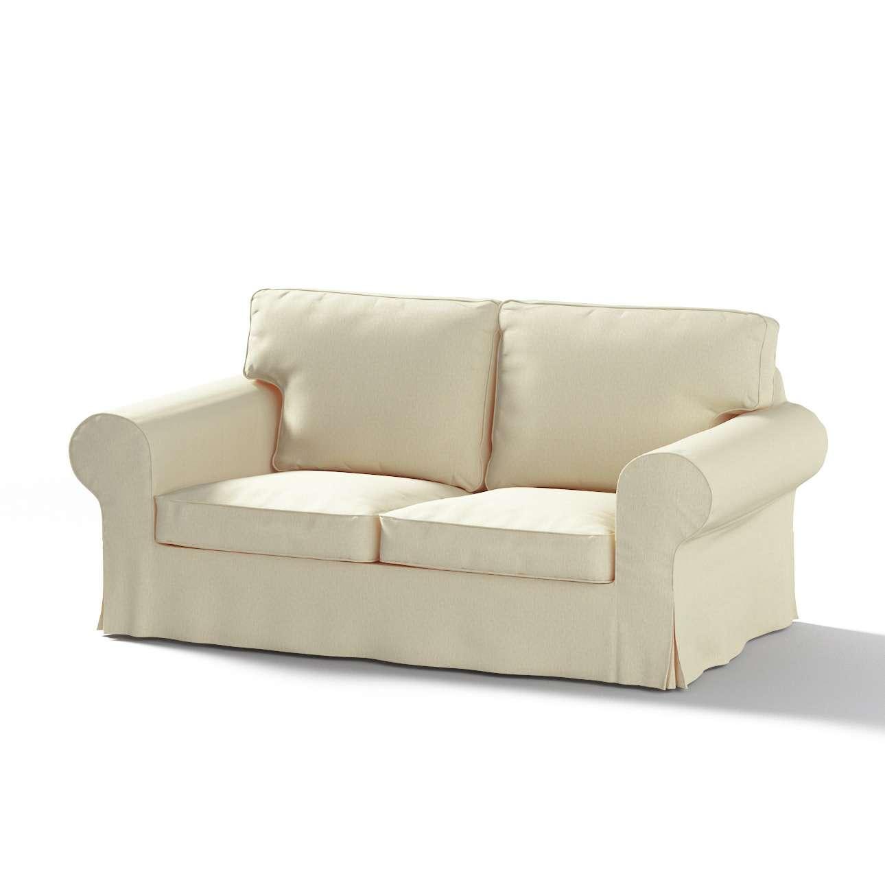Pokrowiec na sofę Ektorp 2-osobową rozkładaną, model po 2012 w kolekcji Chenille, tkanina: 702-22