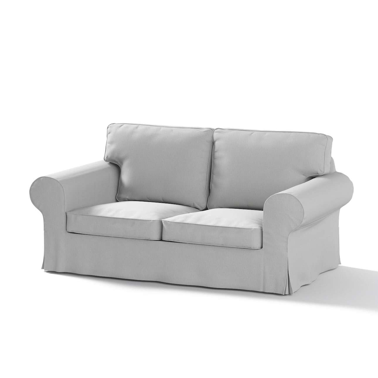 Poťah na sedačku Ektorp (rozkladacia, pre 2 osoby) NOVÝ MODEL 2012 V kolekcii Chenille, tkanina: 702-23