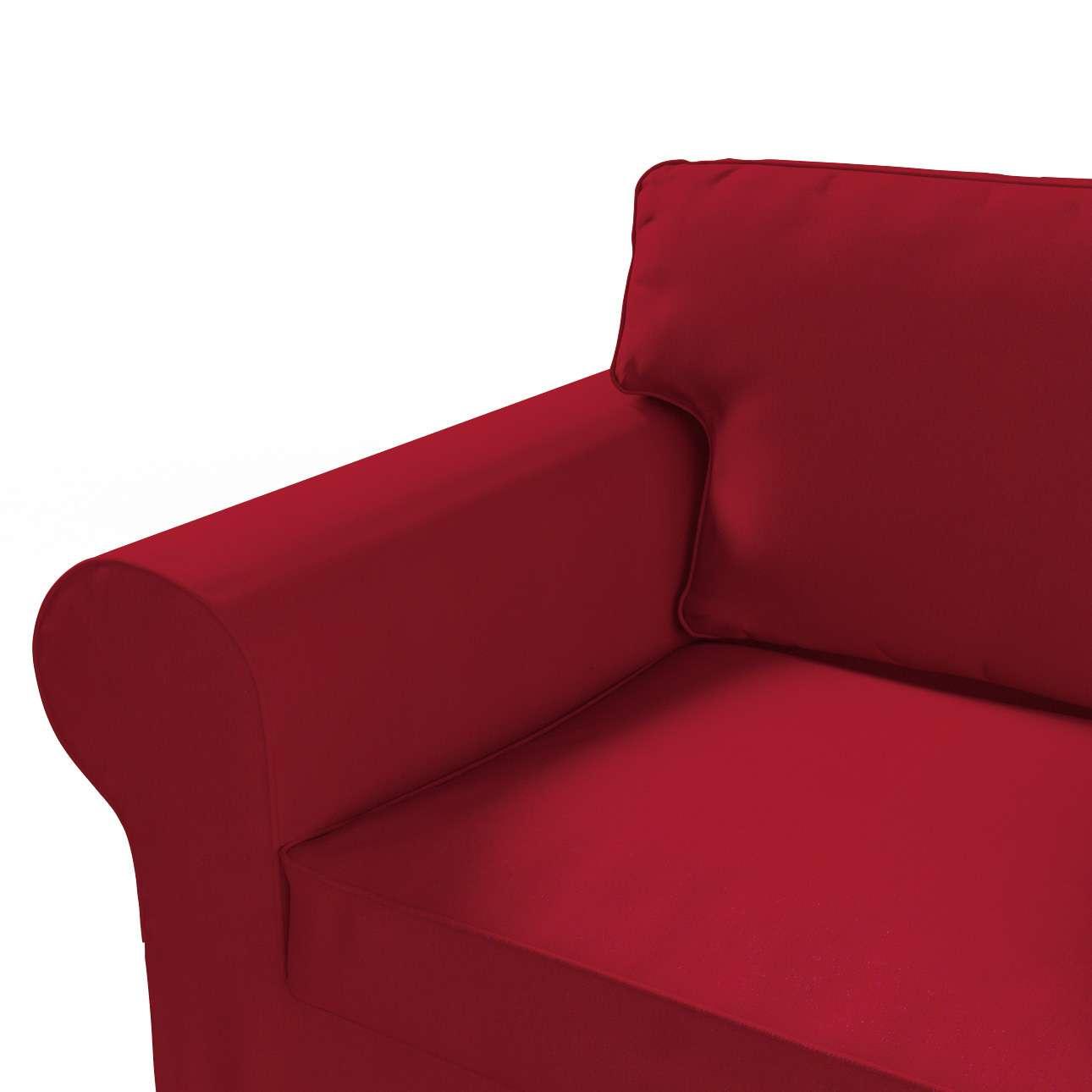 Pokrowiec na sofę Ektorp 2-osobową rozkładaną, model po 2012 w kolekcji Chenille, tkanina: 702-24