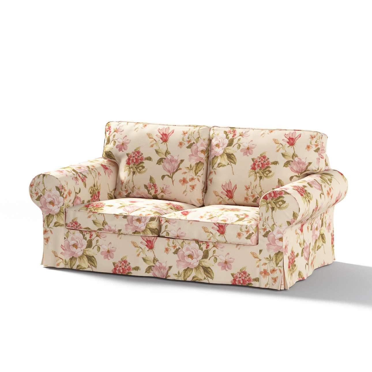 Pokrowiec na sofę Ektorp 2-osobową rozkładana NOWY MODEL 2012 sofa ektorp 2-osobowa rozkładana NOWY MODEL w kolekcji Londres, tkanina: 123-05