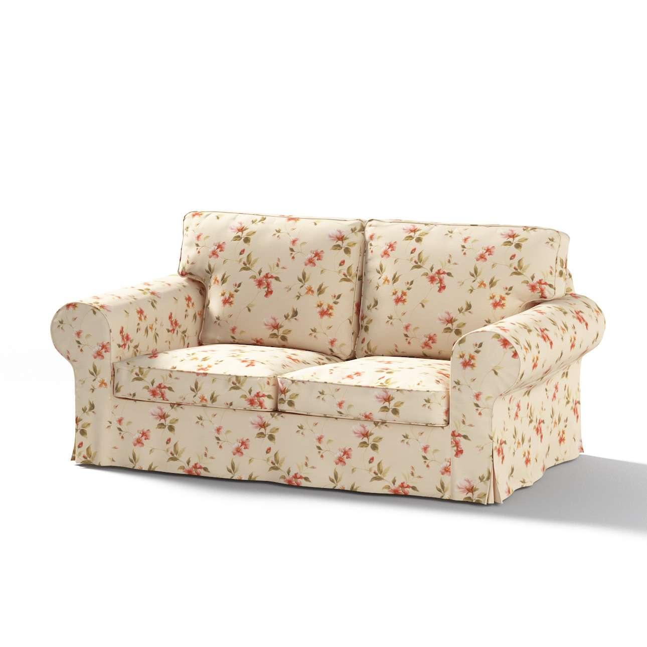 Ektorp 2 sæder sovesofa fra 2012<br/>Bredde ca 200cm Betræk uden sofa fra kollektionen Londres, Stof: 124-05