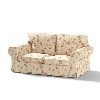 Pokrowiec na sofę Ektorp 2-osobową rozkładana NOWY MODEL 2012 w kolekcji Londres, tkanina: 124-05