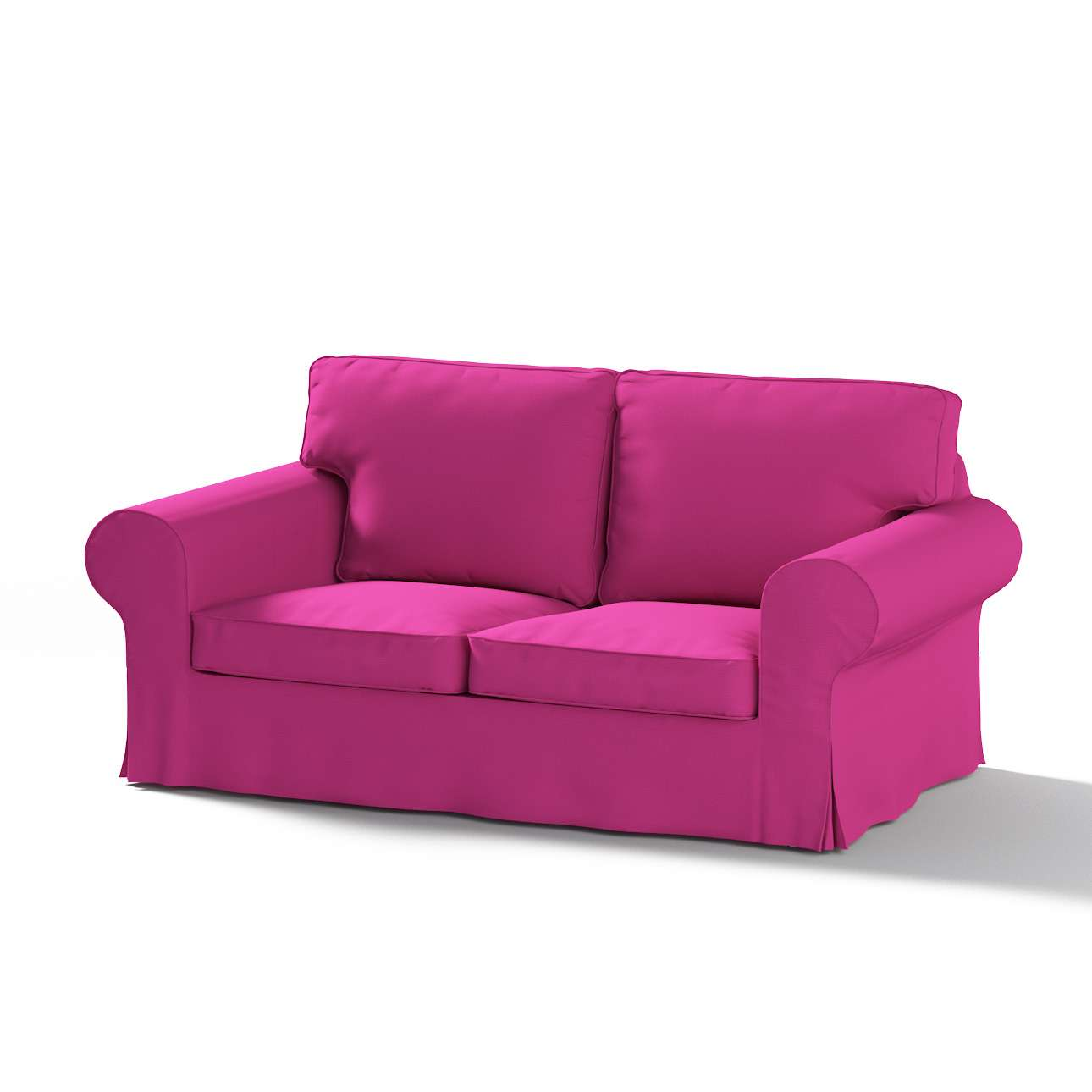 Poťah na sedačku Ektorp (rozkladacia, pre 2 osoby) NOVÝ MODEL 2012 V kolekcii Etna, tkanina: 705-23