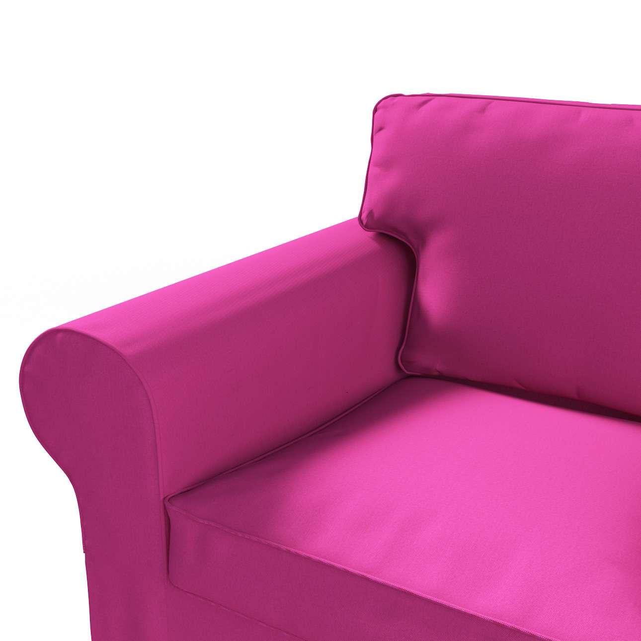 Ektorp 2 sæder sovesofa fra 2012<br/>Bredde ca 200cm Betræk uden sofa fra kollektionen Etna, Stof: 705-23