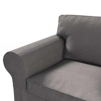 Ektorp 2 sæder sovesofa fra 2012<br/>Bredde ca 200cm Betræk uden sofa fra kollektionen Etna, Stof: 705-35