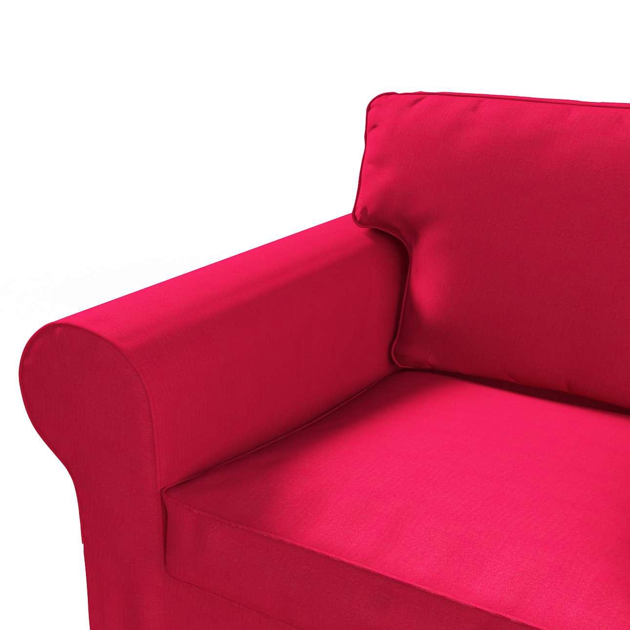 Pokrowiec na sofę Ektorp 2-osobową rozkładaną, model po 2012 w kolekcji Etna, tkanina: 705-60