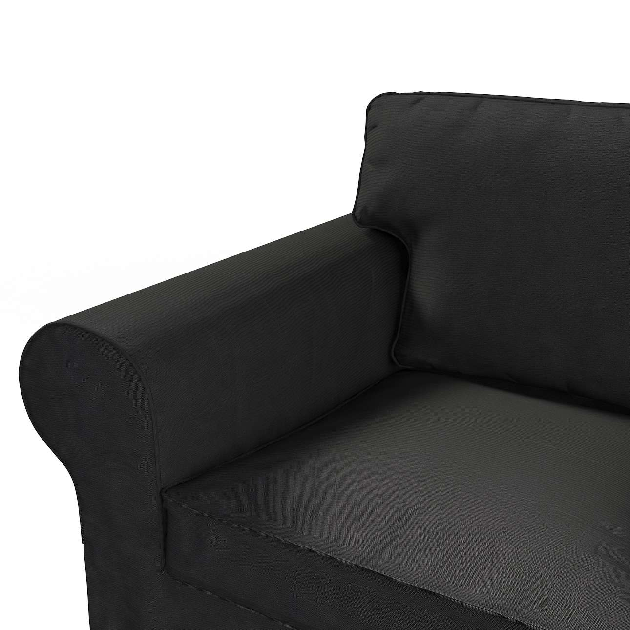 Pokrowiec na sofę Ektorp 2-osobową rozkładaną, model po 2012 w kolekcji Etna, tkanina: 705-00