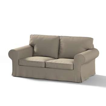 Pokrowiec na sofę Ektorp 2-osobową rozkładana NOWY MODEL 2012 sofa ektorp 2-osobowa rozkładana NOWY MODEL w kolekcji Cotton Panama, tkanina: 702-28