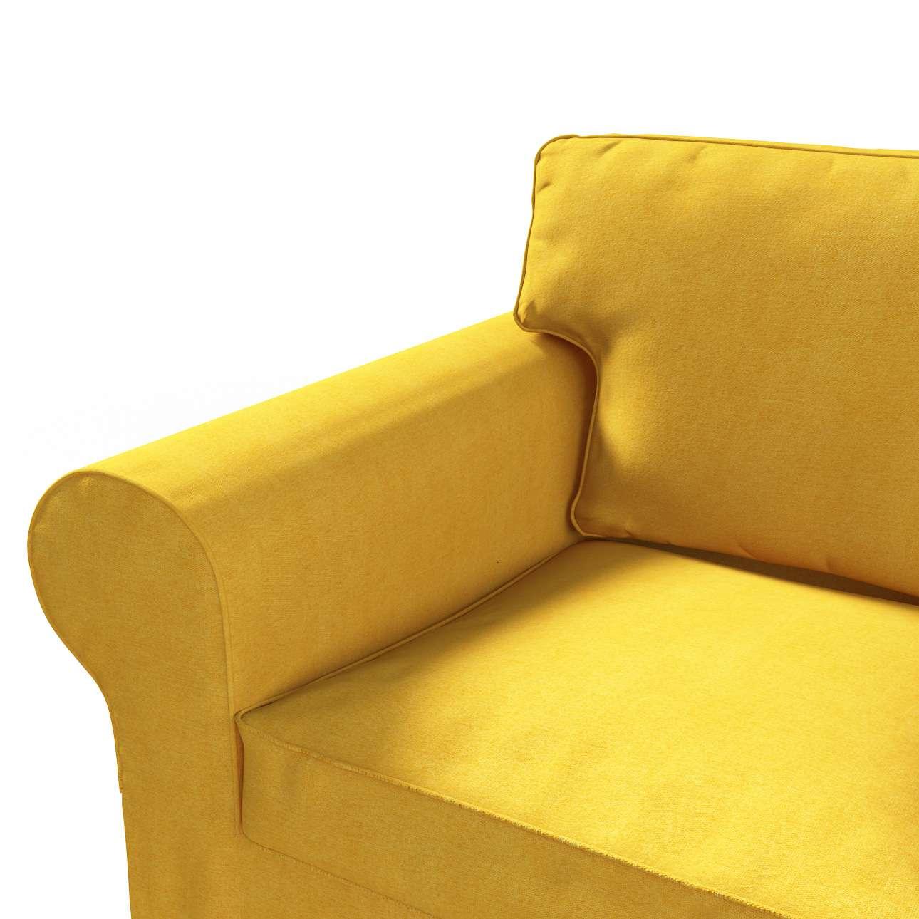 Pokrowiec na sofę Ektorp 2-osobową rozkładana NOWY MODEL 2012 sofa ektorp 2-osobowa rozkładana NOWY MODEL w kolekcji Etna , tkanina: 705-04