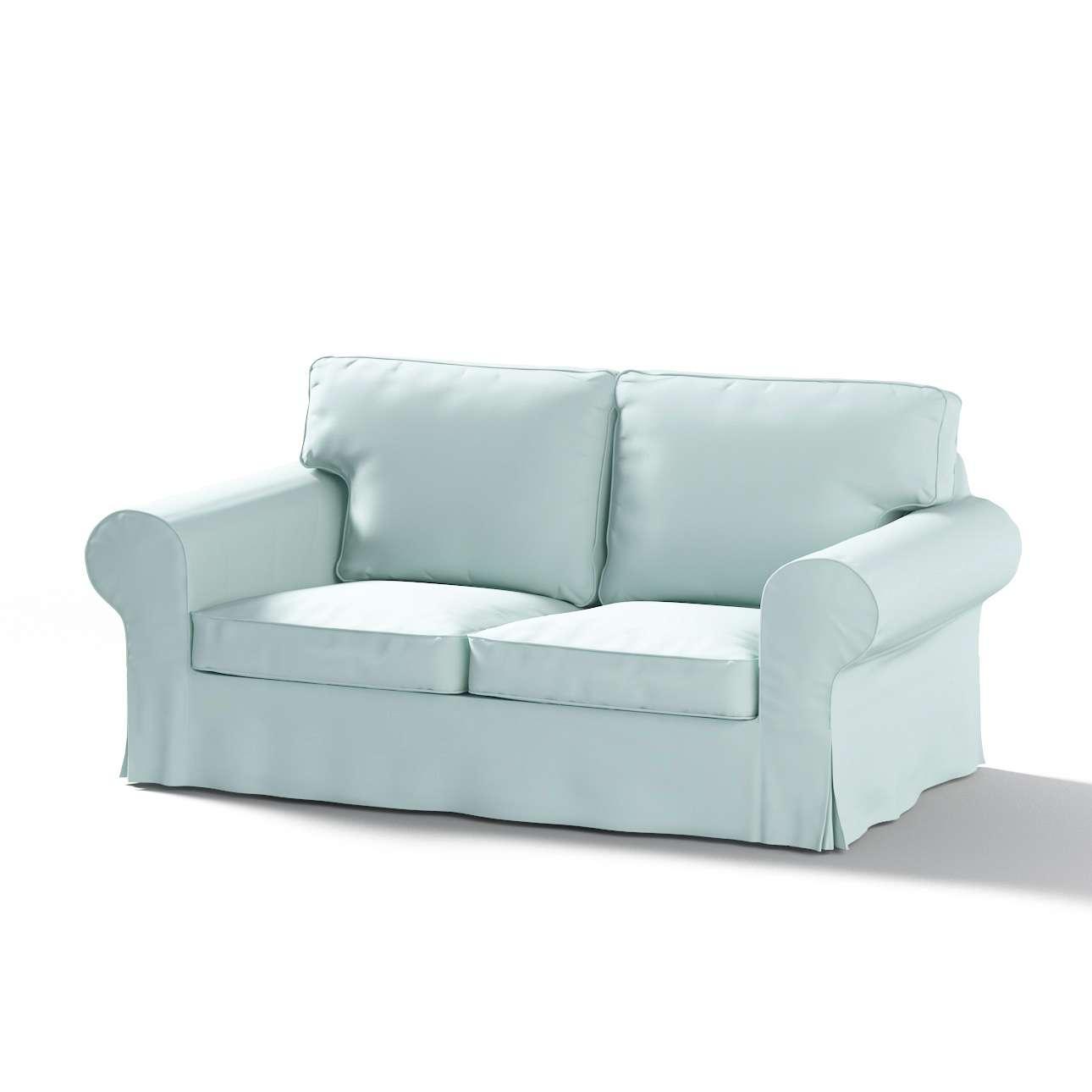 Ektorp betræk 2 sæder sovesofa<br/>fra 2012<br/>Bredde ca 200cm fra kollektionen Cotton Panama, Stof: 702-10