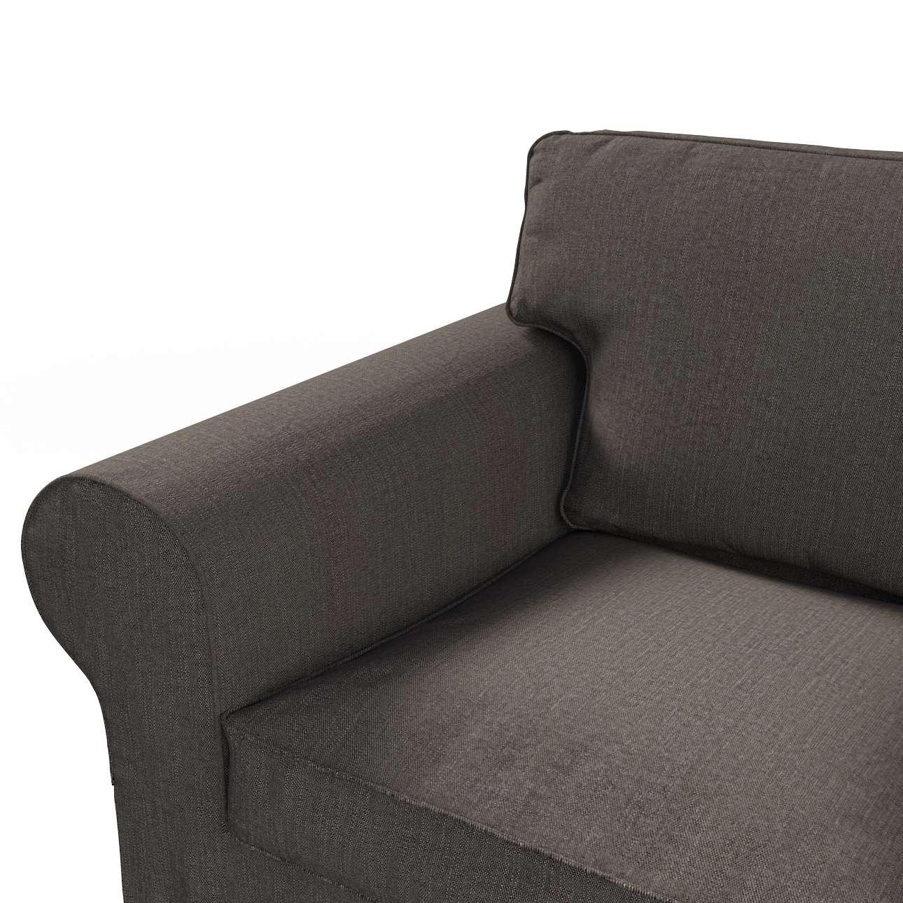 Ektorp 2 sæder sovesofa fra 2012<br/>Bredde ca 200cm Betræk uden sofa fra kollektionen Vintage, Stof: 702-36