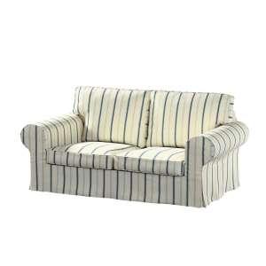 Pokrowiec na sofę Ektorp 2-osobową rozkładana NOWY MODEL 2012 sofa ektorp 2-osobowa rozkładana NOWY MODEL w kolekcji Avinon, tkanina: 129-66