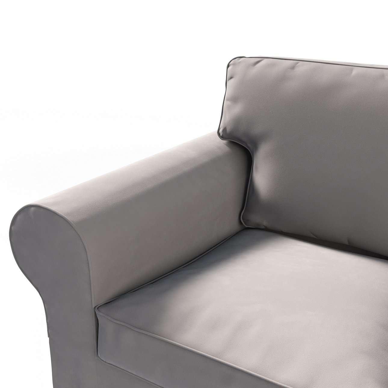 Ektorp 2 sæder sovesofa fra 2012<br/>Bredde ca 200cm fra kollektionen Velvet, Stof: 704-11