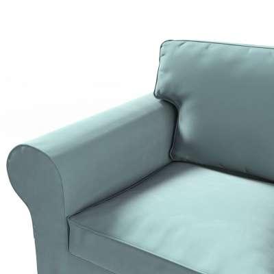 Pokrowiec na sofę Ektorp 2-osobową rozkładaną, model po 2012 w kolekcji Velvet, tkanina: 704-18