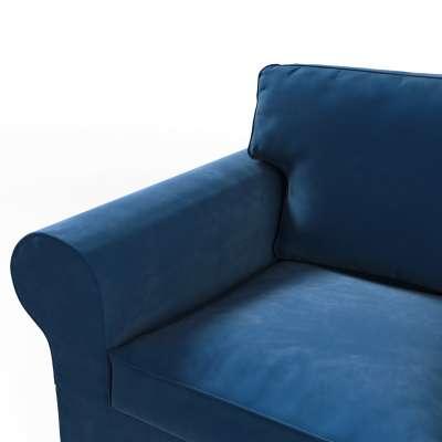 Ektorp trekk 2 seter sovesofa fra 2012<br/>Smal rygg 704-29 Mørkeblå Kolleksjon Velvet