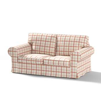 Pokrowiec na sofę Ektorp 2-osobową rozkładana NOWY MODEL 2012 sofa ektorp 2-osobowa rozkładana NOWY MODEL w kolekcji Avinon, tkanina: 131-15