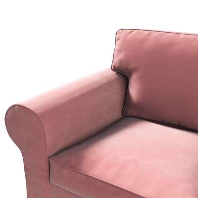 Pokrowiec na sofę Ektorp 2-osobową rozkładaną, model po 2012 w kolekcji Velvet, tkanina: 704-30