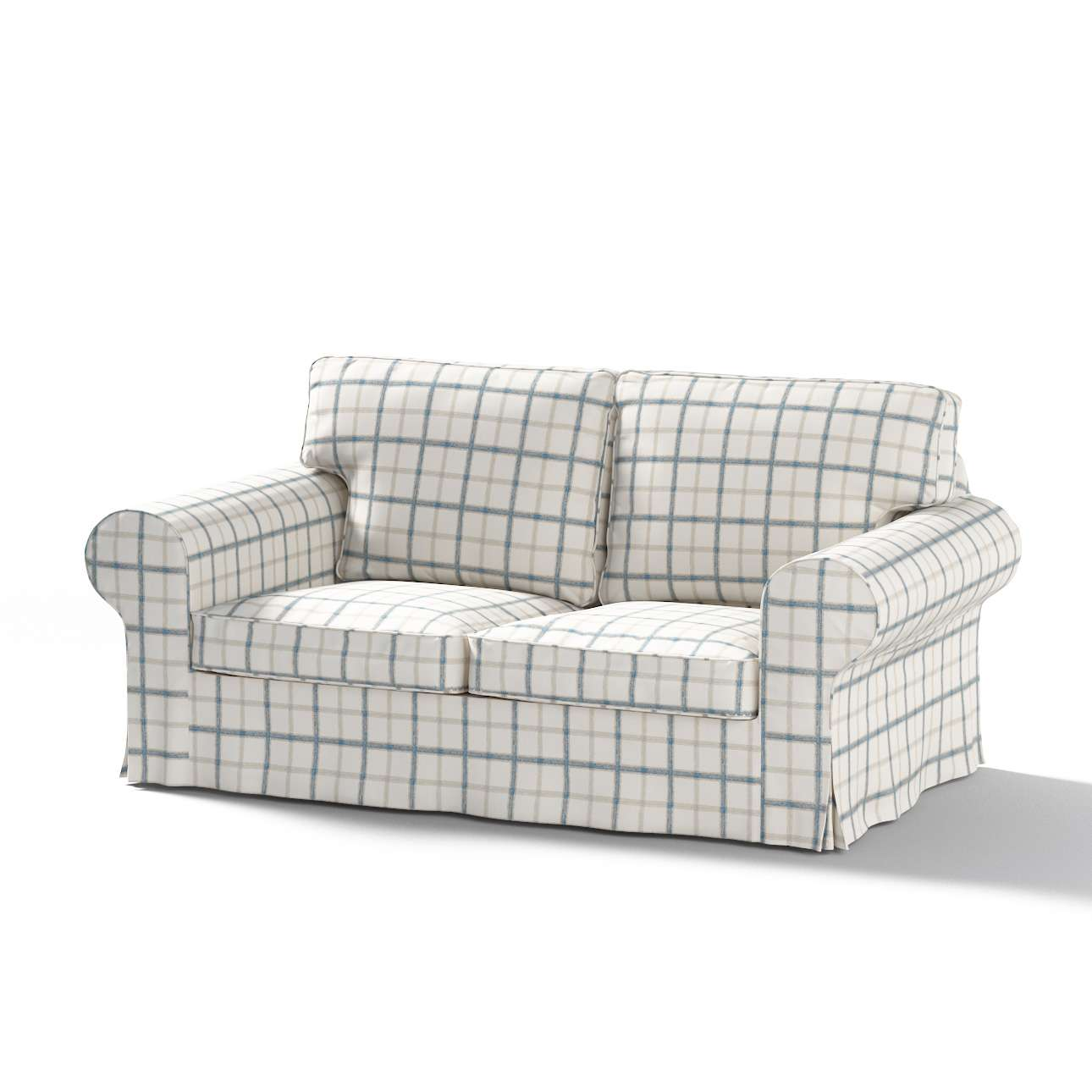 Ektorp 2-Sitzer Schlafsofabezug  NEUES Modell  Sofabezug für  Ektorp 2-Sitzer ausklappbar, neues Modell von der Kollektion Avinon, Stoff: 131-66