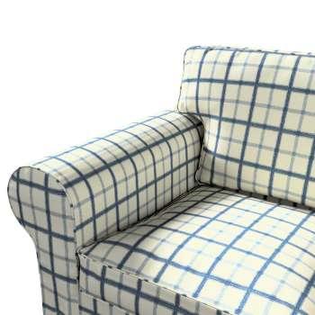 Potah na pohovku IKEA Ektorp 2-místná rozkládací  NOVÝ MODEL od 2012 Ektorp 2012 v kolekci Avignon, látka: 131-66