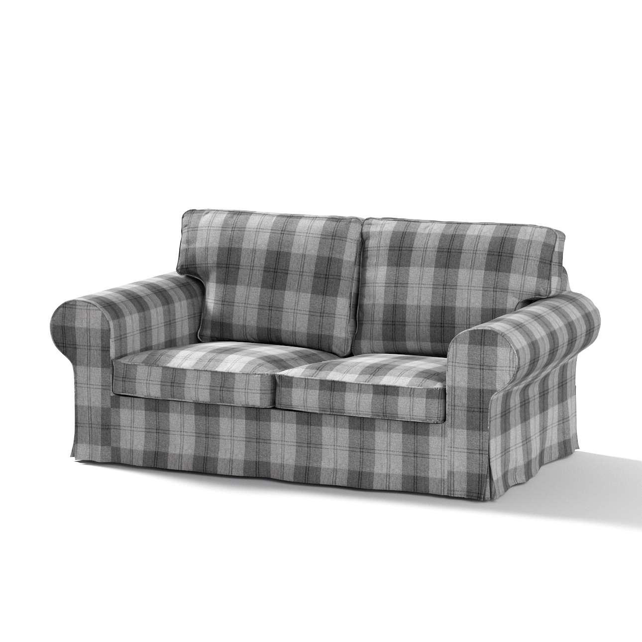 Pokrowiec na sofę Ektorp 2-osobową rozkładaną, model po 2012 w kolekcji Edinburgh, tkanina: 115-75