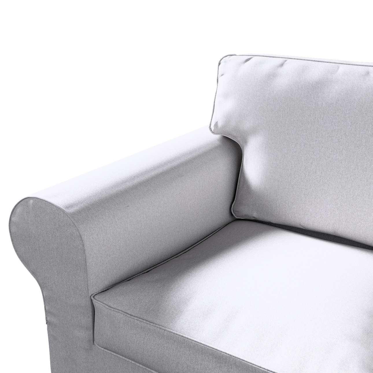 Pokrowiec na sofę Ektorp 2-osobową rozkładaną, model po 2012 w kolekcji Amsterdam, tkanina: 704-45