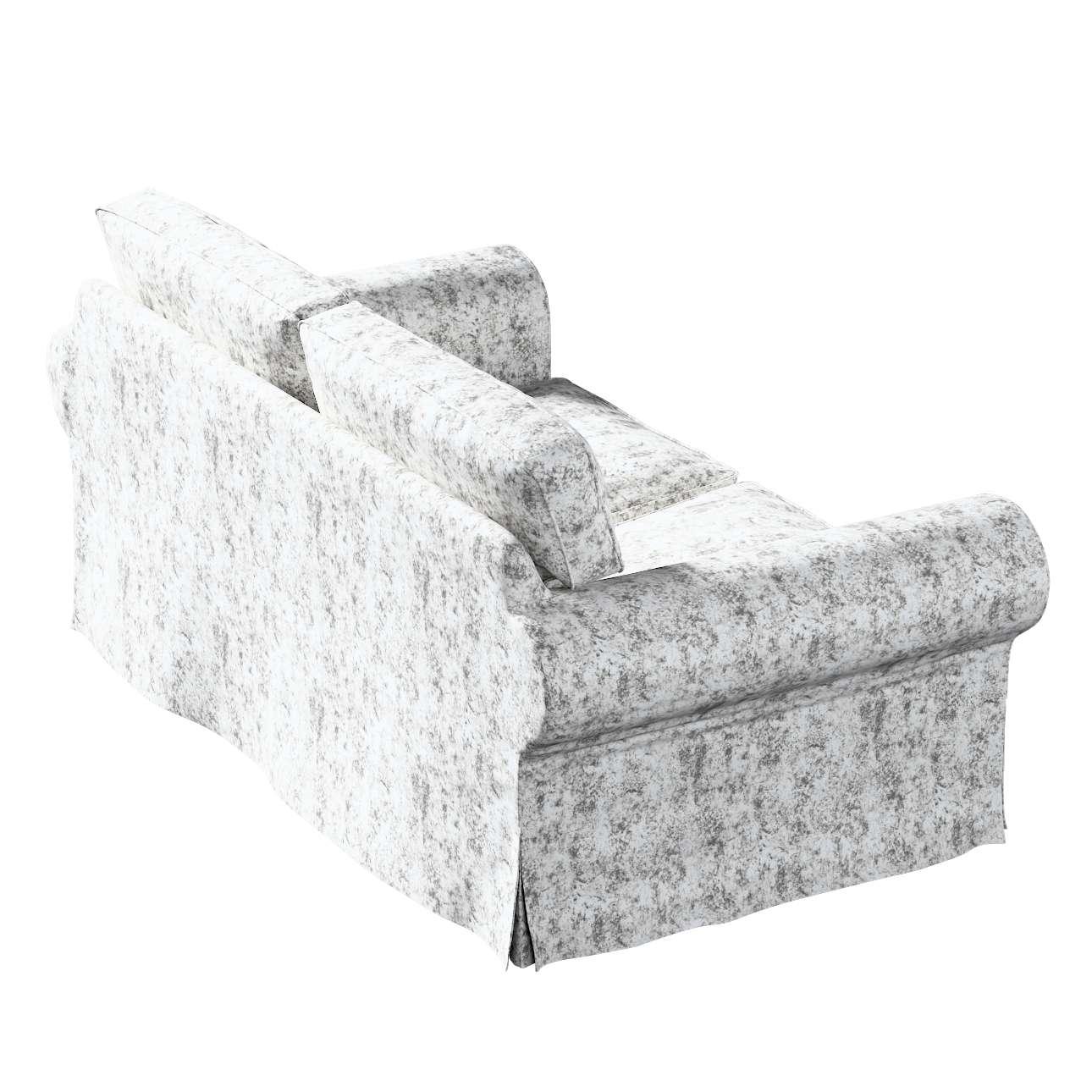 Pokrowiec na sofę Ektorp 2-osobową rozkładaną, model po 2012 w kolekcji Velvet, tkanina: 704-49