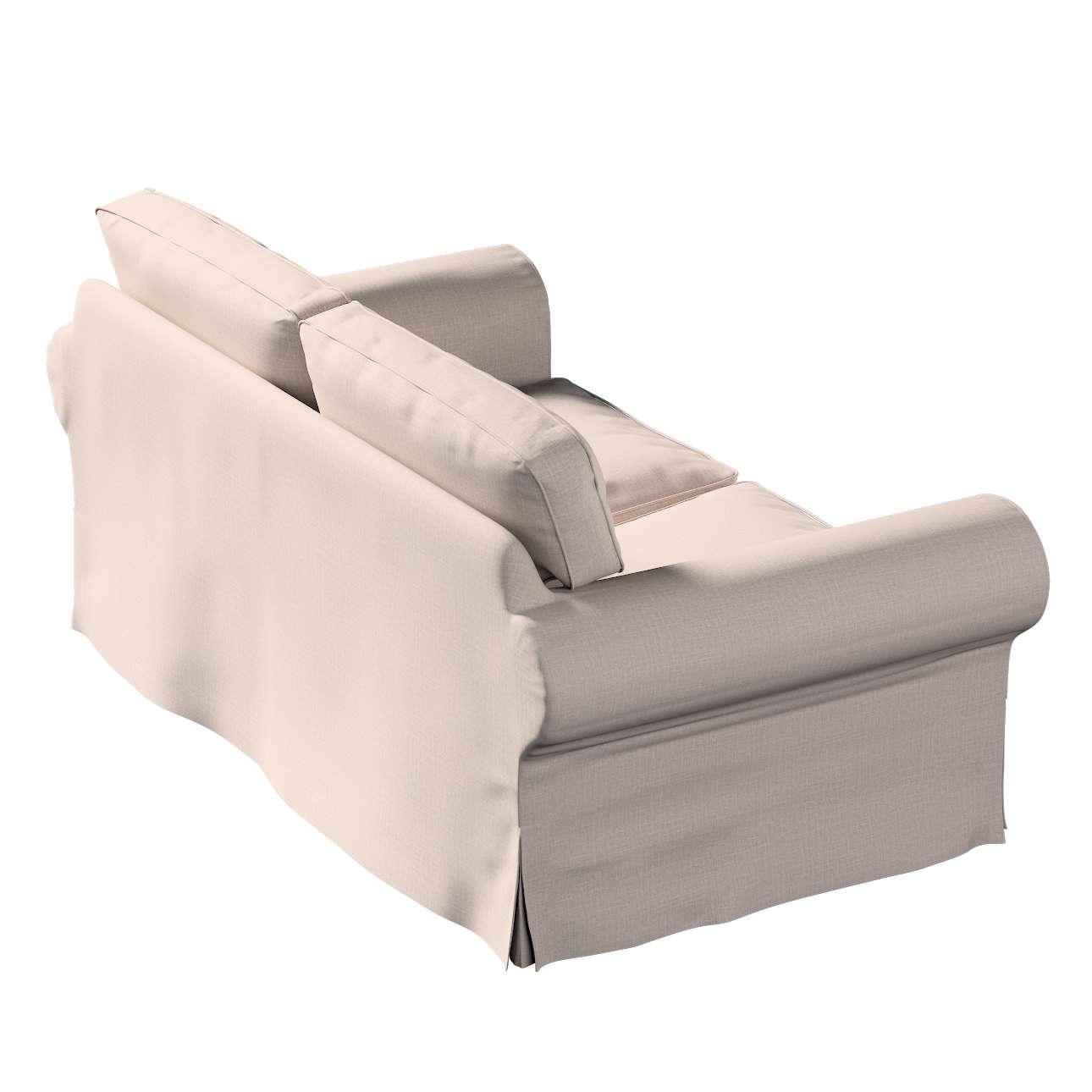 Pokrowiec na sofę Ektorp 2-osobową rozkładaną, model po 2012 w kolekcji Living II, tkanina: 160-85