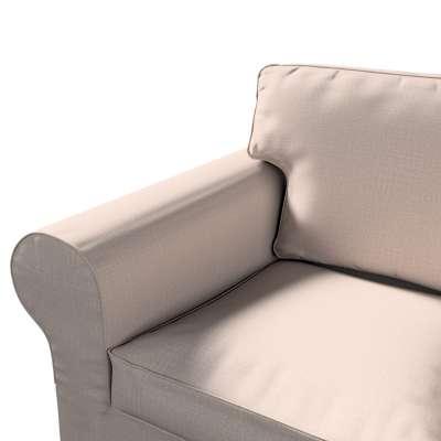 Pokrowiec na sofę Ektorp 2-osobową rozkładaną, model po 2012 w kolekcji Living, tkanina: 160-85