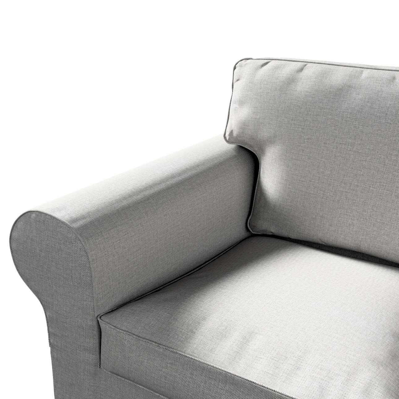 Pokrowiec na sofę Ektorp 2-osobową rozkładaną, model po 2012 w kolekcji Living II, tkanina: 160-89