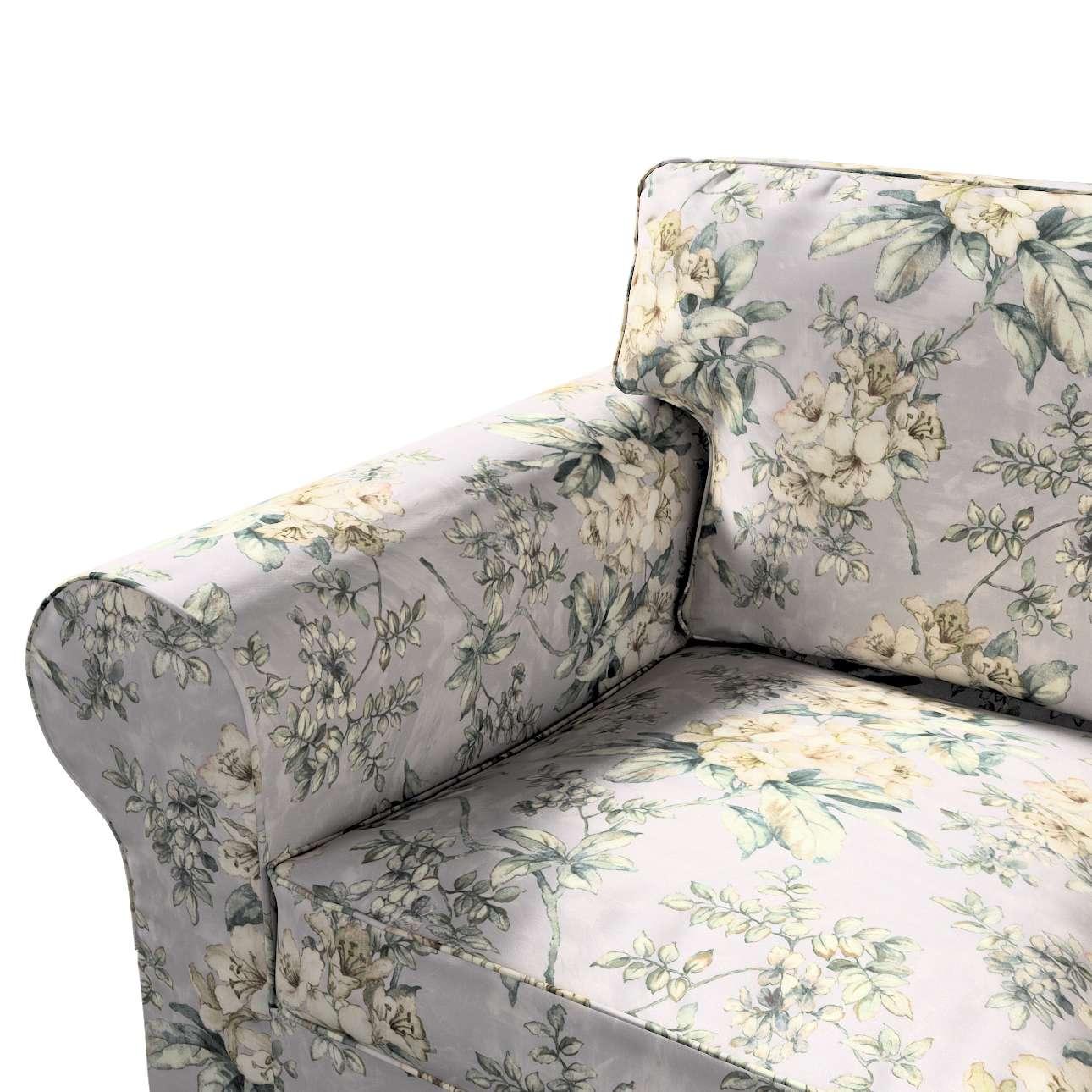 Pokrowiec na sofę Ektorp 2-osobową rozkładaną, model po 2012 w kolekcji Londres, tkanina: 143-36