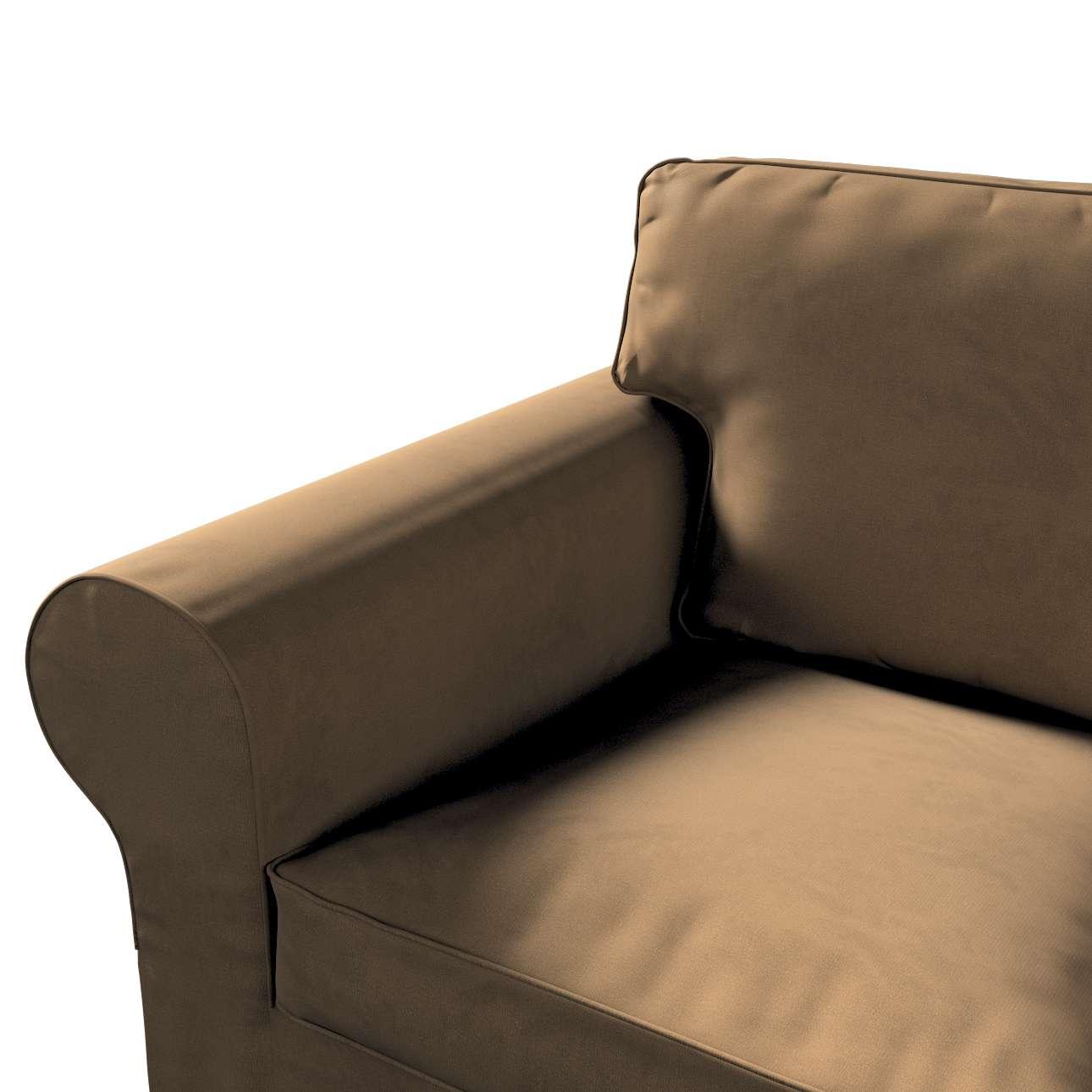 Pokrowiec na sofę Ektorp 2-osobową rozkładaną, model po 2012 w kolekcji Living II, tkanina: 160-94