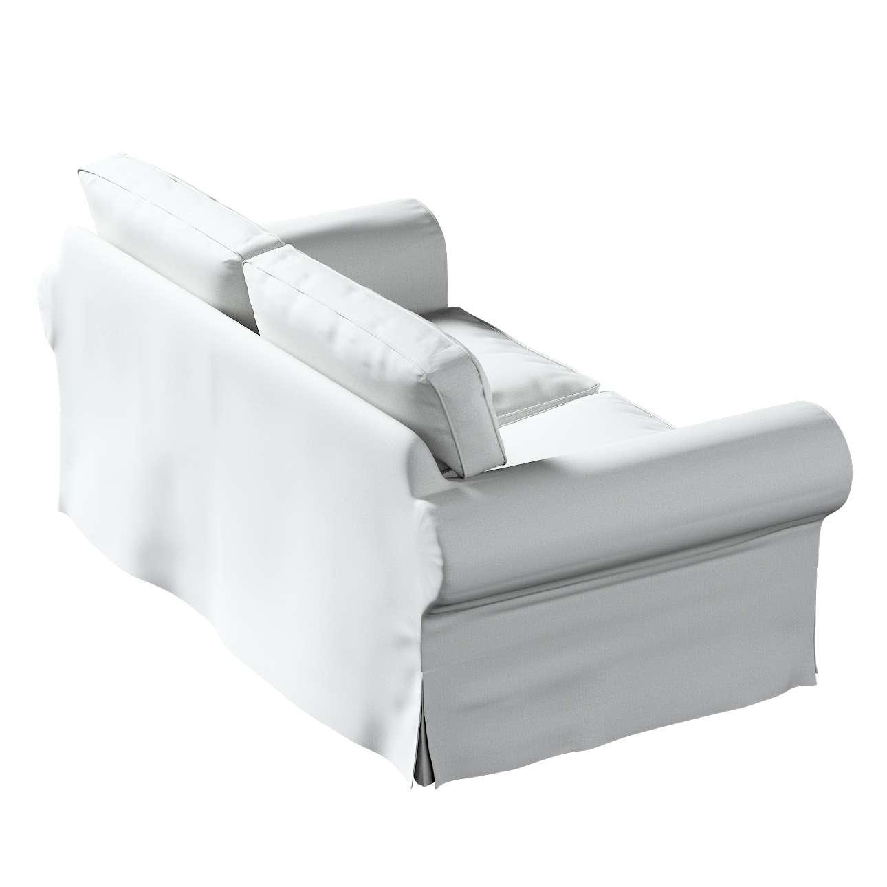Pokrowiec na sofę Ektorp 2-osobową rozkładaną, model po 2012 w kolekcji Living, tkanina: 161-18
