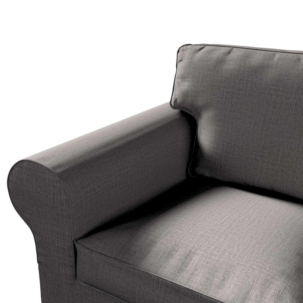 Pokrowiec na sofę Ektorp 2-osobową rozkładaną, model po 2012 w kolekcji Living, tkanina: 161-16