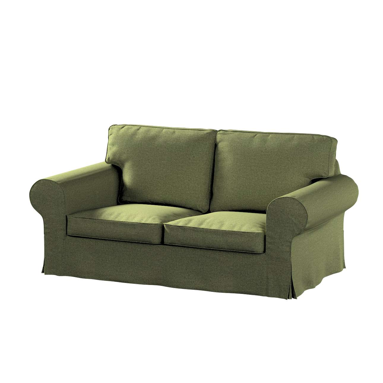 Pokrowiec na sofę Ektorp 2-osobową rozkładaną, model po 2012 w kolekcji Madrid, tkanina: 161-22