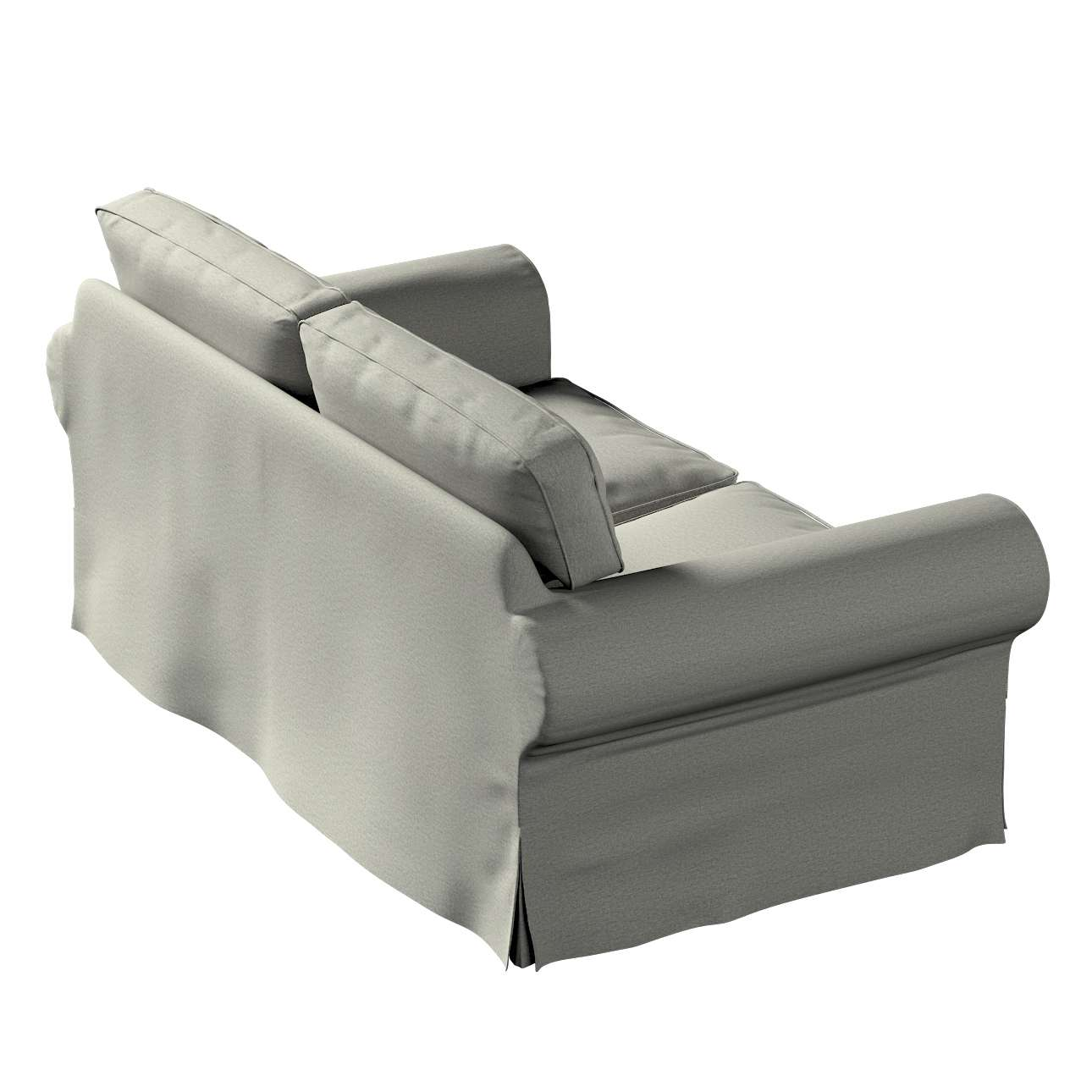 Pokrowiec na sofę Ektorp 2-osobową rozkładaną, model po 2012 w kolekcji Etna, tkanina: 161-25