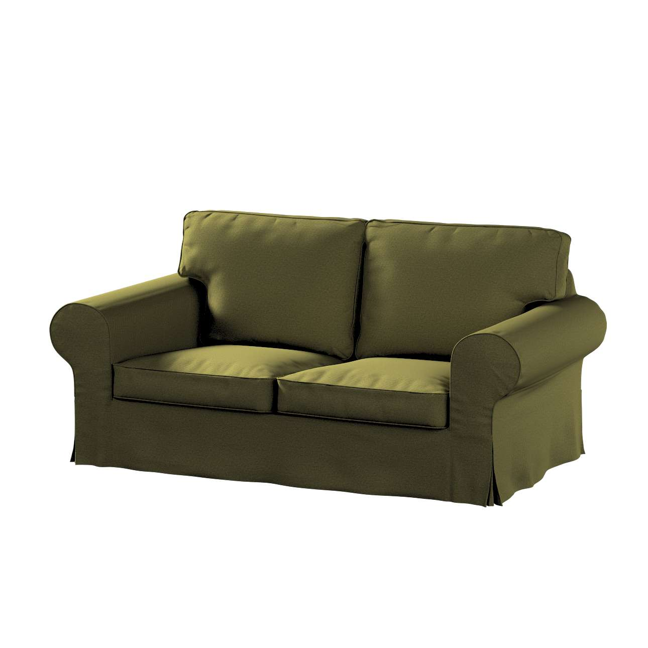 Pokrowiec na sofę Ektorp 2-osobową rozkładaną, model po 2012 w kolekcji Etna, tkanina: 161-26