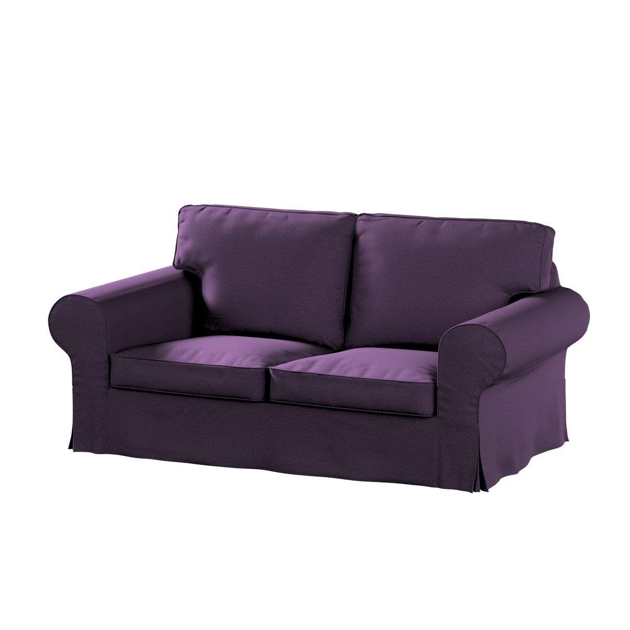Pokrowiec na sofę Ektorp 2-osobową rozkładaną, model po 2012 w kolekcji Etna, tkanina: 161-27