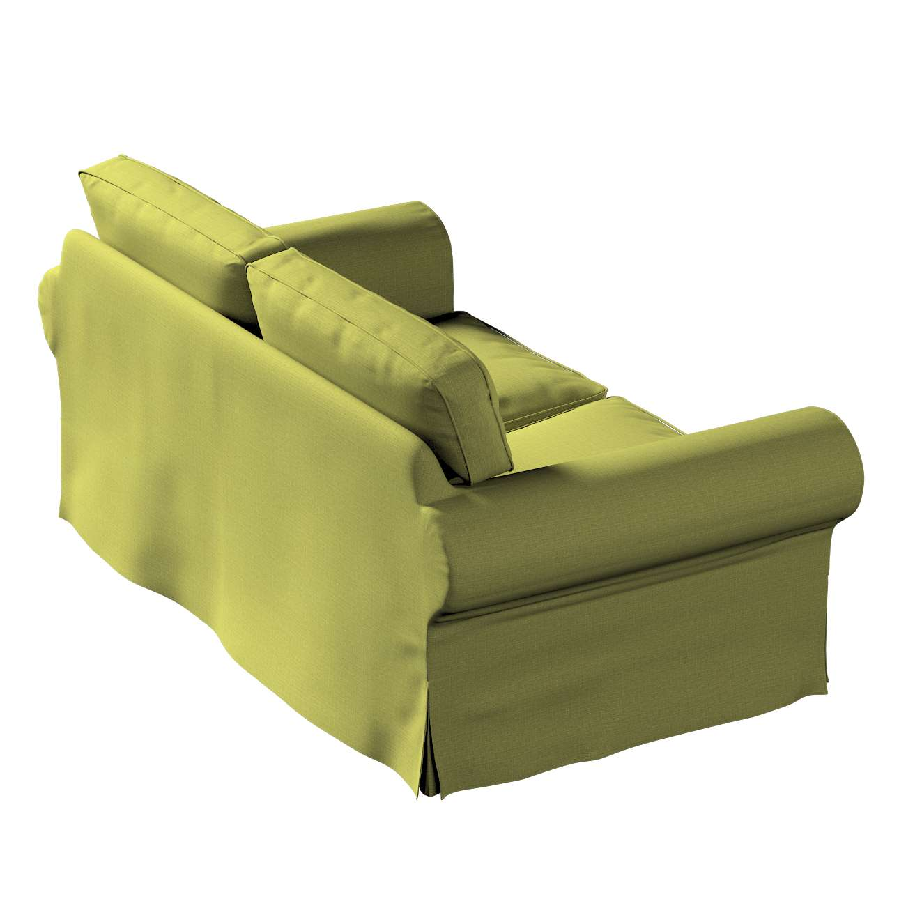 Poťah na sedačku Ektorp (rozkladacia, pre 2 osoby) NOVÝ MODEL 2012 V kolekcii Living 2, tkanina: 161-13
