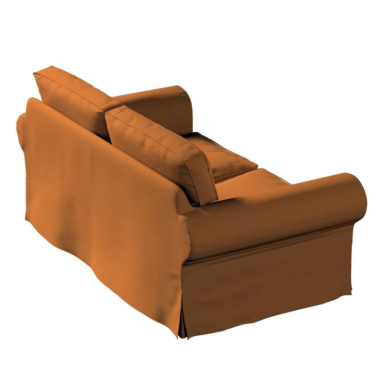 Pokrowiec na sofę Ektorp 2-osobową rozkładaną, model po 2012 w kolekcji Living, tkanina: 161-28