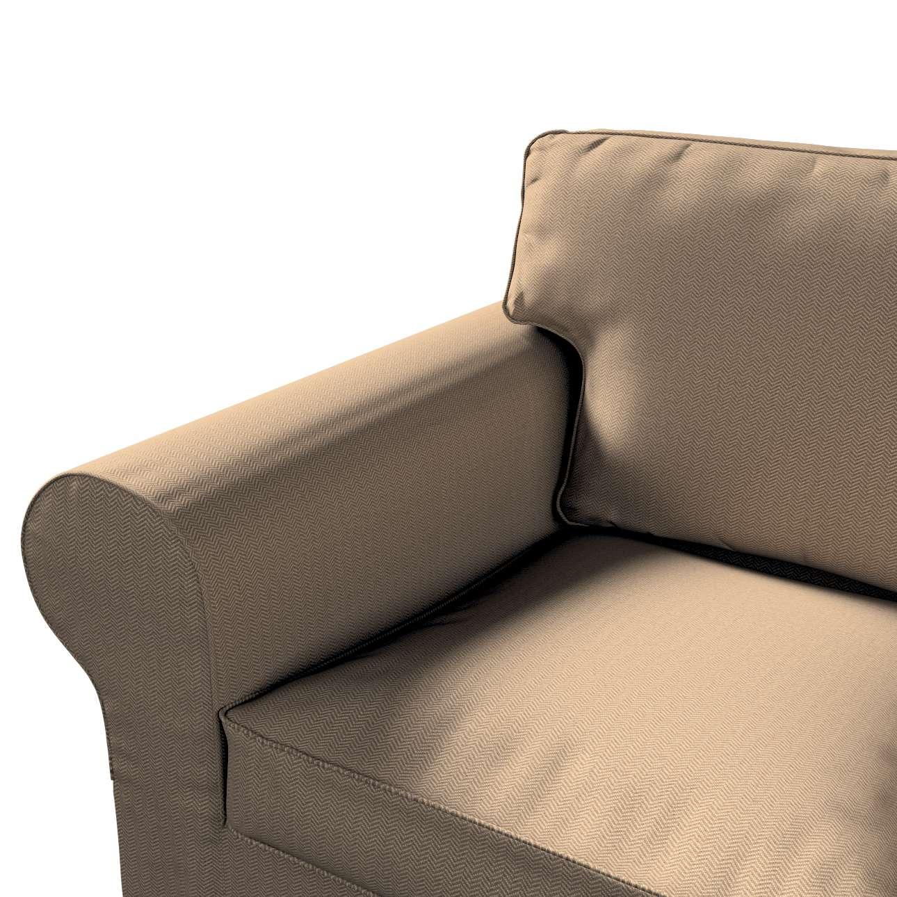 Pokrowiec na sofę Ektorp 2-osobową rozkładaną, model po 2012 w kolekcji Bergen, tkanina: 161-85