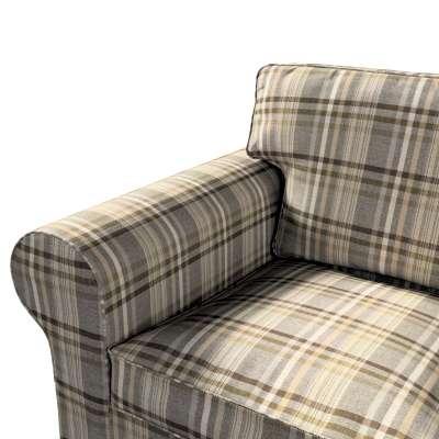 Poťah na sedačku Ektorp (rozkladacia, pre 2 osoby) NOVÝ MODEL 2012 V kolekcii Edinburg, tkanina: 703-17