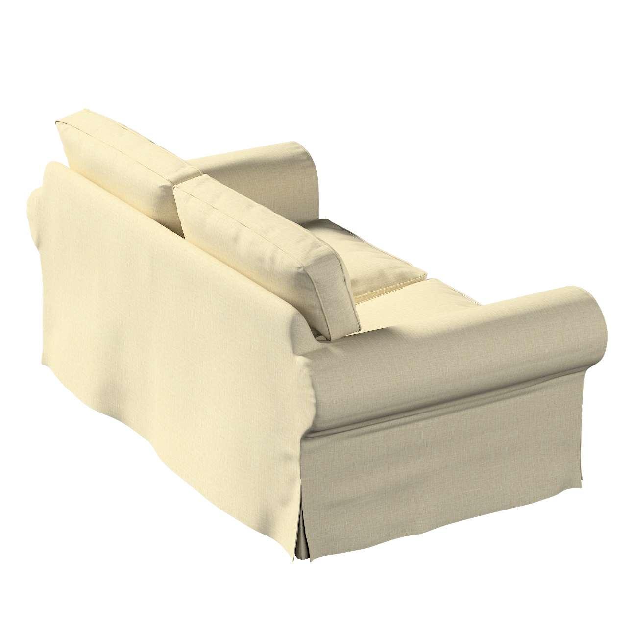 Pokrowiec na sofę Ektorp 2-osobową rozkładaną, model po 2012 w kolekcji Living, tkanina: 161-45