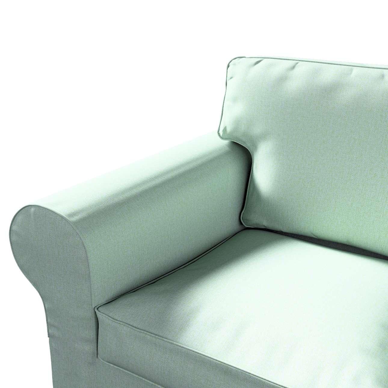 Pokrowiec na sofę Ektorp 2-osobową rozkładaną, model po 2012 w kolekcji Living, tkanina: 161-61