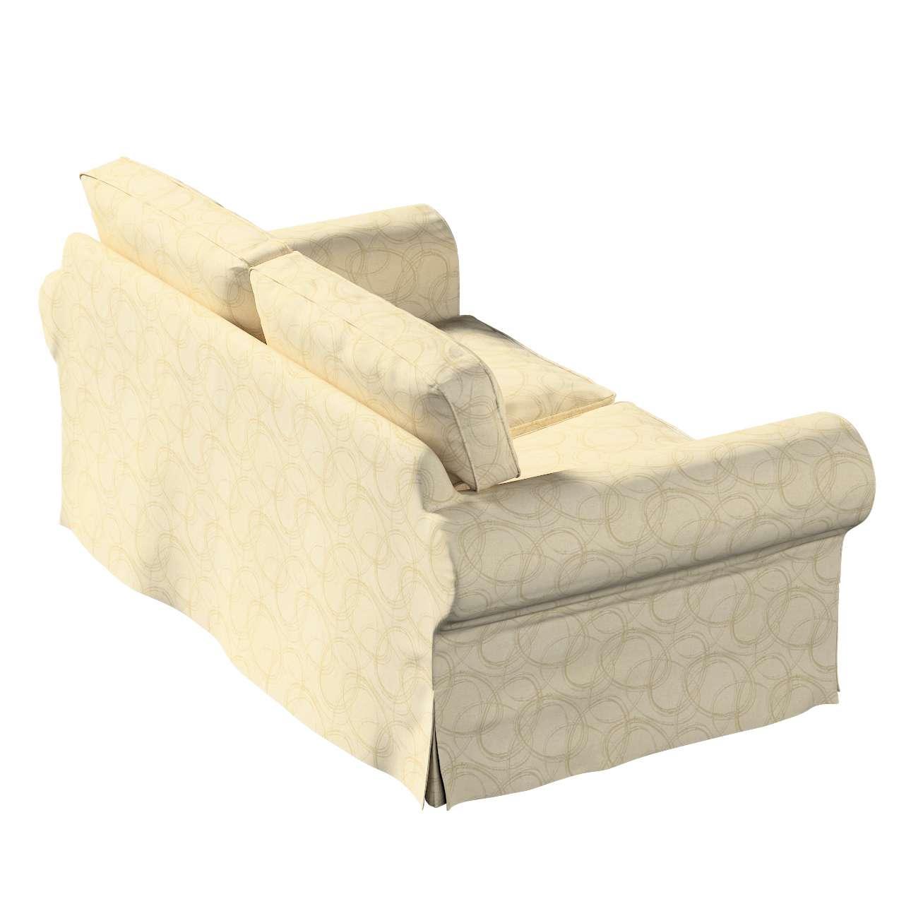 Poťah na sedačku Ektorp (rozkladacia, pre 2 osoby) NOVÝ MODEL 2012 V kolekcii Living, tkanina: 161-81