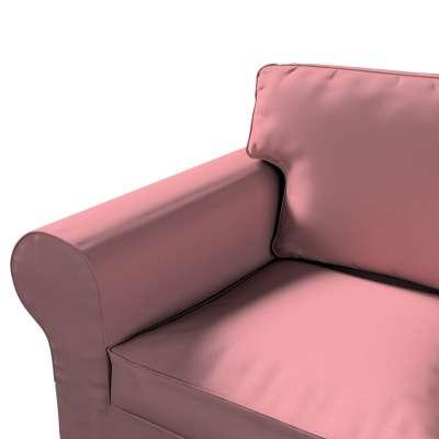 Pokrowiec na sofę Ektorp 2-osobową rozkładaną, model po 2012 w kolekcji Cotton Panama, tkanina: 702-43