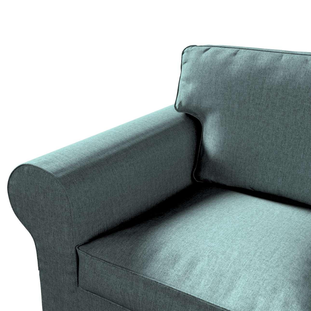 Poťah na sedačku Ektorp (rozkladacia, pre 2 osoby) NOVÝ MODEL 2012 V kolekcii City, tkanina: 704-85