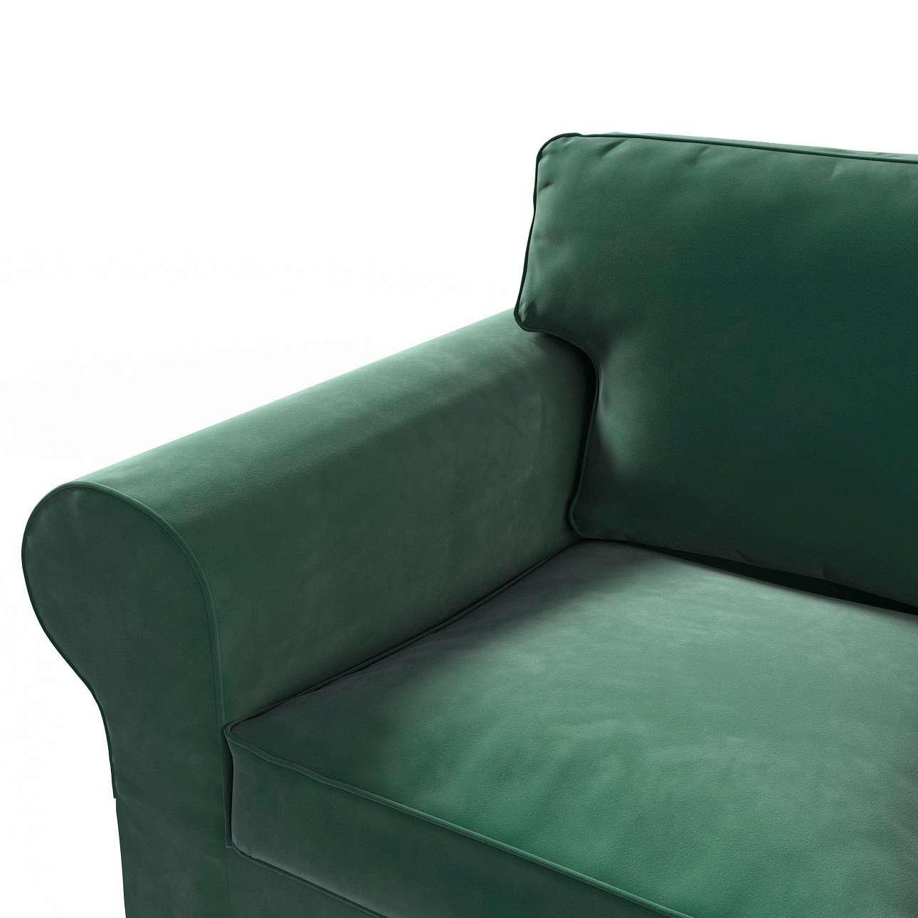 Pokrowiec na sofę Ektorp 2-osobową rozkładaną, model po 2012 w kolekcji Christmas, tkanina: 704-25
